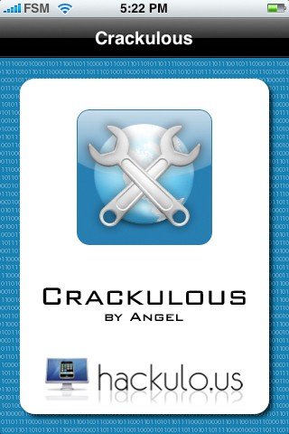 Crackulous-home