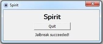 Spirit-Succes