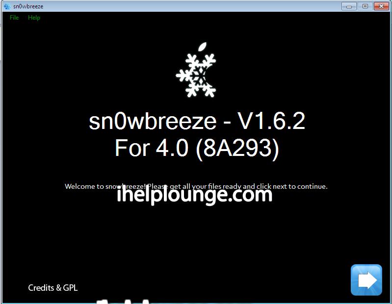 Sn0wbreeze-V1.6.2