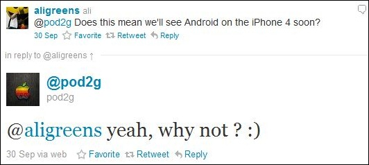 AndroidoniPhone4