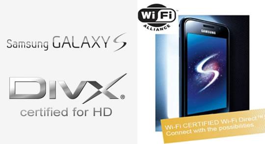 Samsung-Galaxy-S-Wi-Fi-Direct-certified