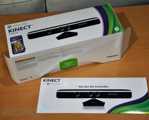 Kinect-Box