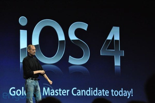 iPhone 4 Full Specifications & Download iOS 4.0 Firmware for iPhone and iPod touch [GM Candidate]
