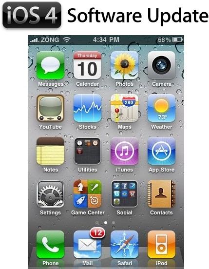 IOS4foriPhone