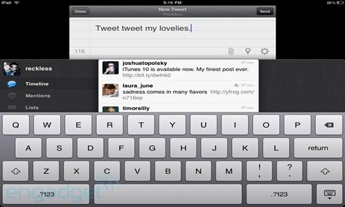 Twitter-for-iPad-App