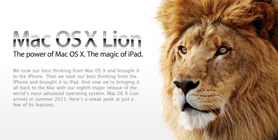 Mac-os-lion