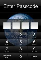 Iphone-pincode