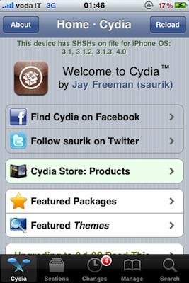 Cydia-ECID