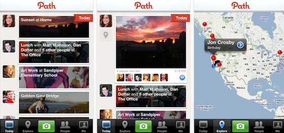 Path-iphone-app