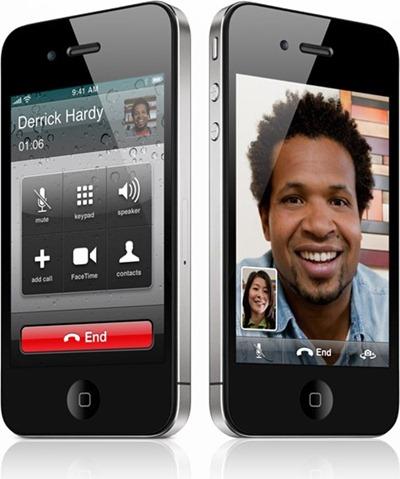 IPhone4FaceTime