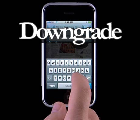 Downgrade-iPhone