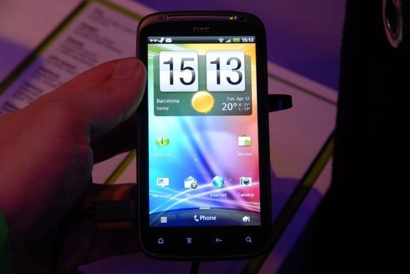 "HTC Announced the HTC Pyramid ""Sensation 4G"""