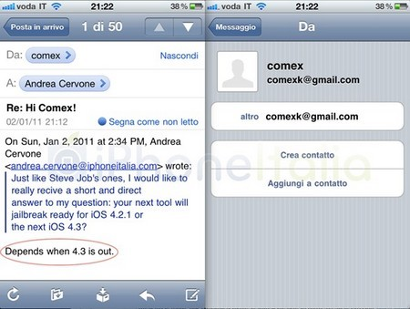 Email-comex