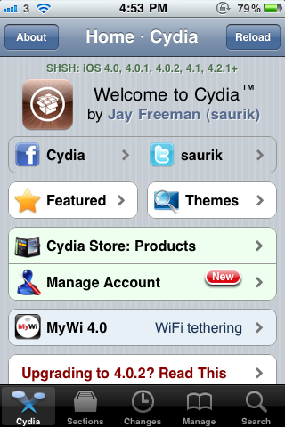 Cydia_account