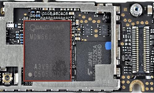 IPhone-4-CDMA-Qualcomm-MDM6600