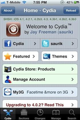 Shsh-ios-4.3-cydia