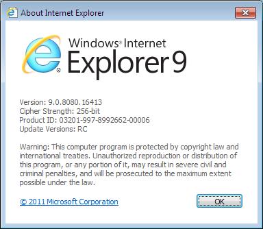 internet explorer for windows 7 32 bit