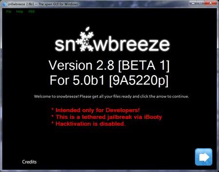 Sn0wbreeze-2.8b1