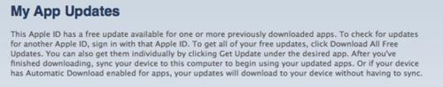 App-update