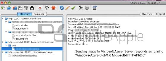 Microsoft-azure-icloud
