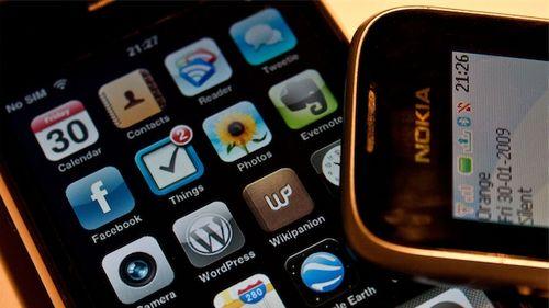 IPhone-Nokia