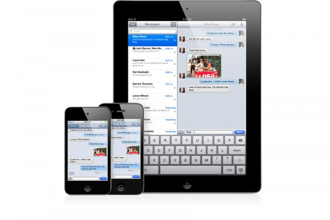 Possible iMessage Support in OS X Lions iChat