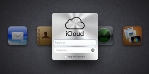 ICloud-sign