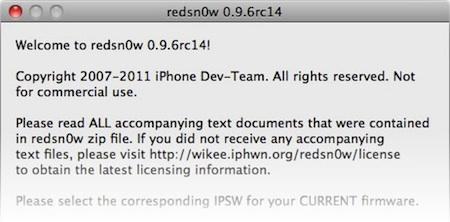 Redsn0w-0.9.6-rc14