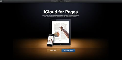 Icloud-pages