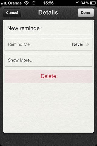 Remind-Me