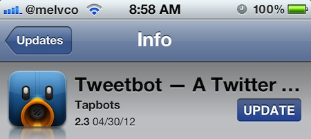 Tweetbot-update