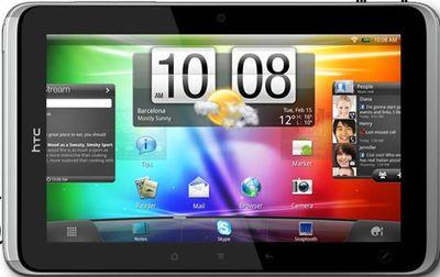 HTC-Flyer-Homescreen