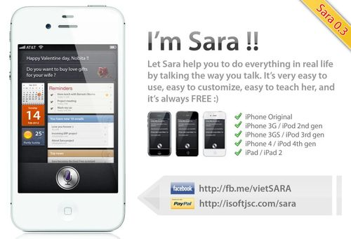 SARA-Cydia-Tweak
