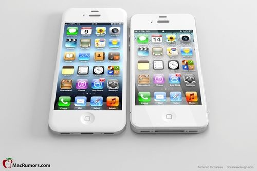 Four-inch-iPhone-5-next-to-iPhone-4S