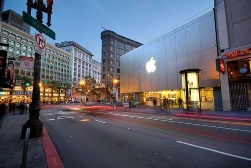 Cool-Apple-store