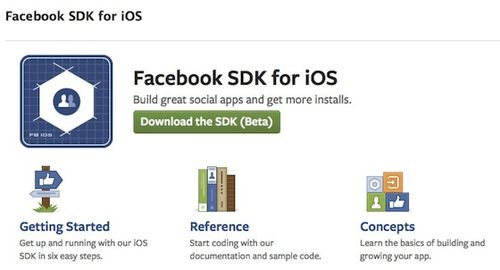 Facebook-sdk-for-iOS