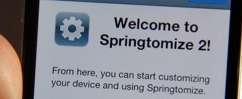 Springtomize-2-Welcome-Message