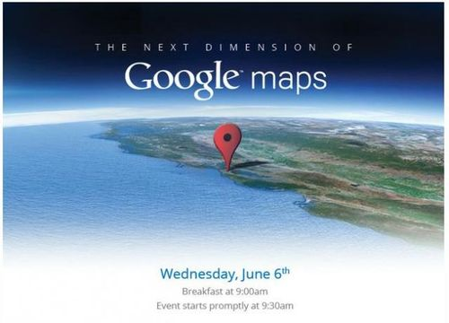 Google-Maps-press-event