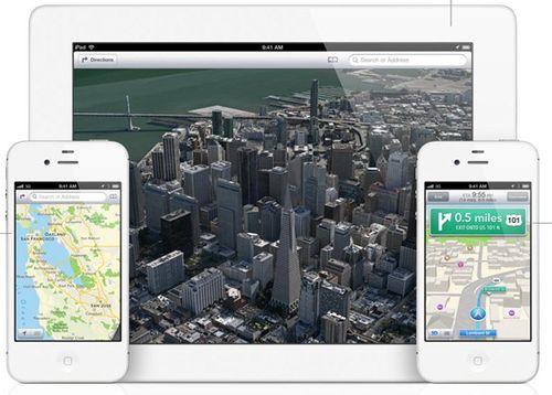Maps-app-ios