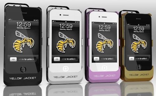 Iphone-stun-gun-case-yellowjacket